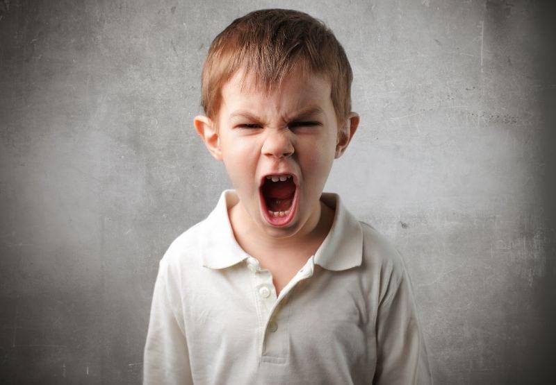 Es obligación de los padres manejar la agresividad infantil