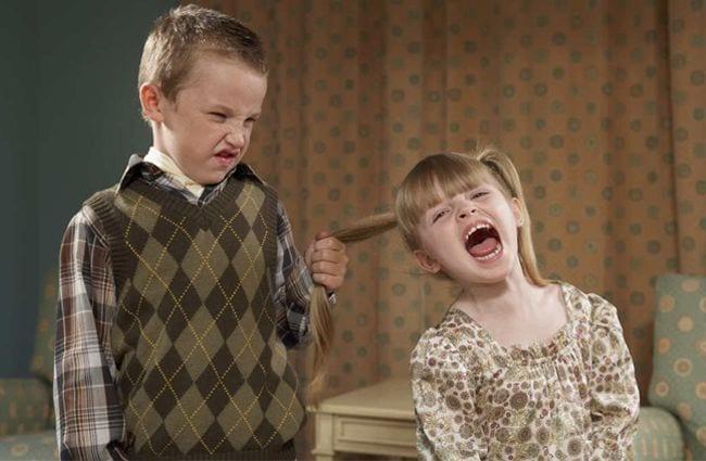 Ayudamos a los padres a controlar la agresividad infantil