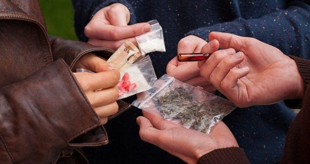 Consumo de drogas variadas