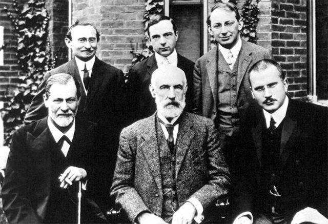 Primer Congreso de Psicología Freudiana en Salzburgo