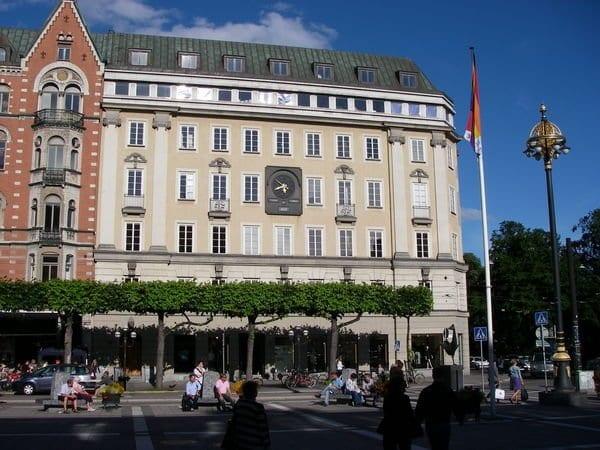 Atraco al banco de Normalm - Estocolmo
