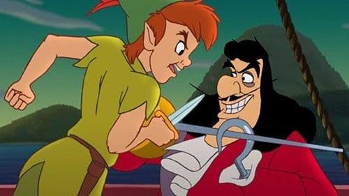 Garfio contra Peter Pan