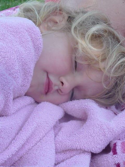 Cómo evitar el insomnio en la infancia